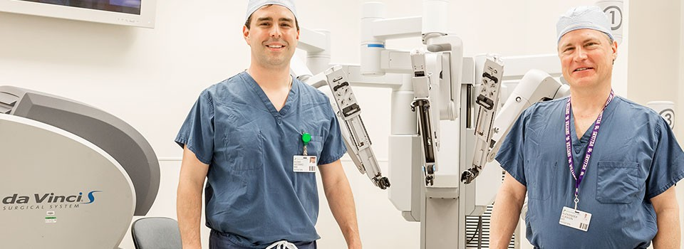 Robotic surgery in New Jersey
